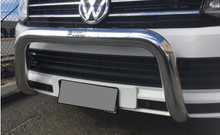 Load image into Gallery viewer, T5 / T5GP Aero Nudge for VW Transporter / Multivan / Caravelle (Nudge Bar)
