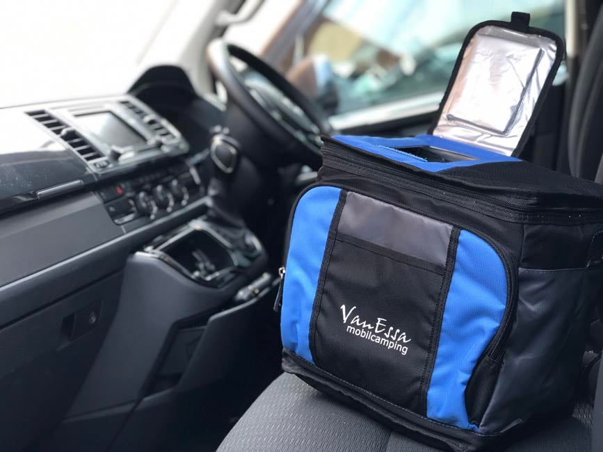 VanEssa mobilcamping 'Easy Access' Cooler Bag for VW Multivan, Transporter, Caravelle