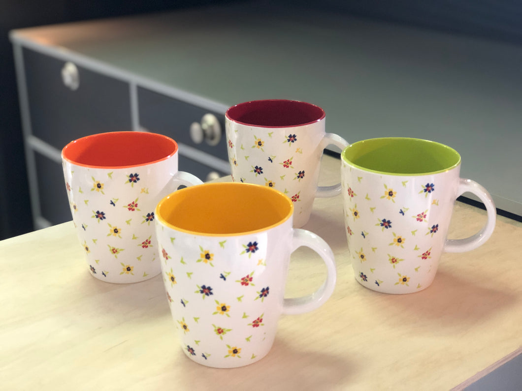 Gimex Camping Mug Set - 4pc