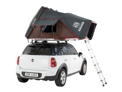 iKamper SkyCamp Mini Rooftop Tent, sleeps 2 people for ute's and smaller vehicles