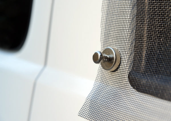 Insect Screen for Side Windows including 5 magnets - per side