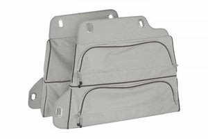 Packbags for Caddy - 2 pieces including Fasteners
