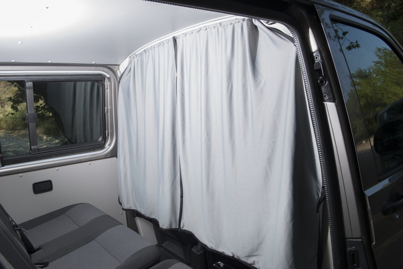 VW T5 & T6 Transporter / Caravelle / Multivan Cab Partition Curtain
