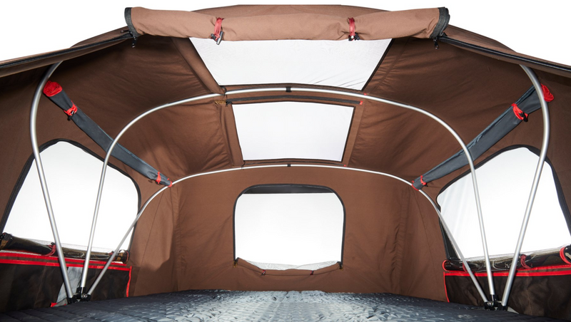 iKamper X-Cover Rooftop Tent with Cross Bars