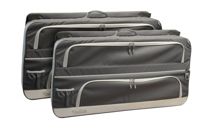 Packbags T5/T6 - 2 pieces Left/Right for Multivan / California