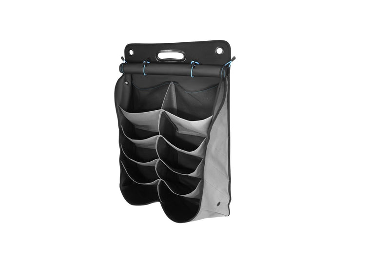 Rear Bag Organisers - PAIR - including Hangars / Hooks- Transporter or Caddy