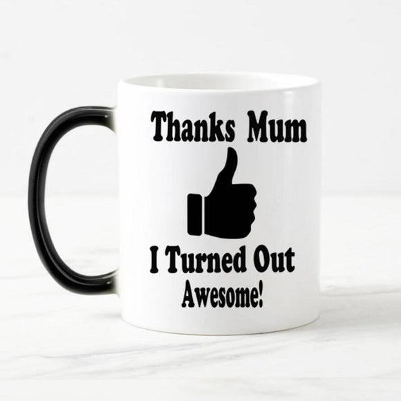 Thanks Mum Coffee Mug