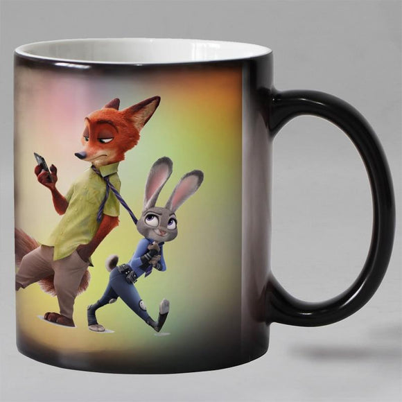 ZOOMANIA Coffee Mug