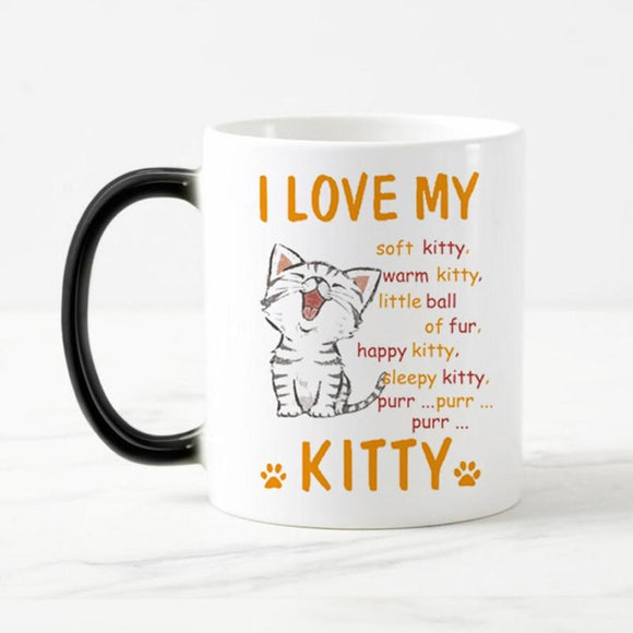 Soft kitty-warm kitty Coffee Mug