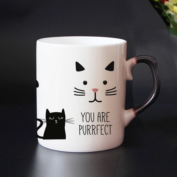 You are Purrfect Coffee Mug