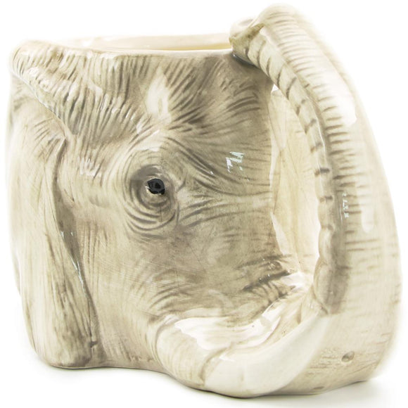 Gorgeous elephant 3D design - One Lovely Sip