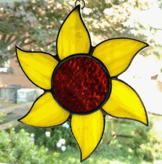 Stained Glass 1-day workshop June 2019