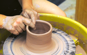 YOUTH INTRO TO POTTERY CLASS-TUESDAYS