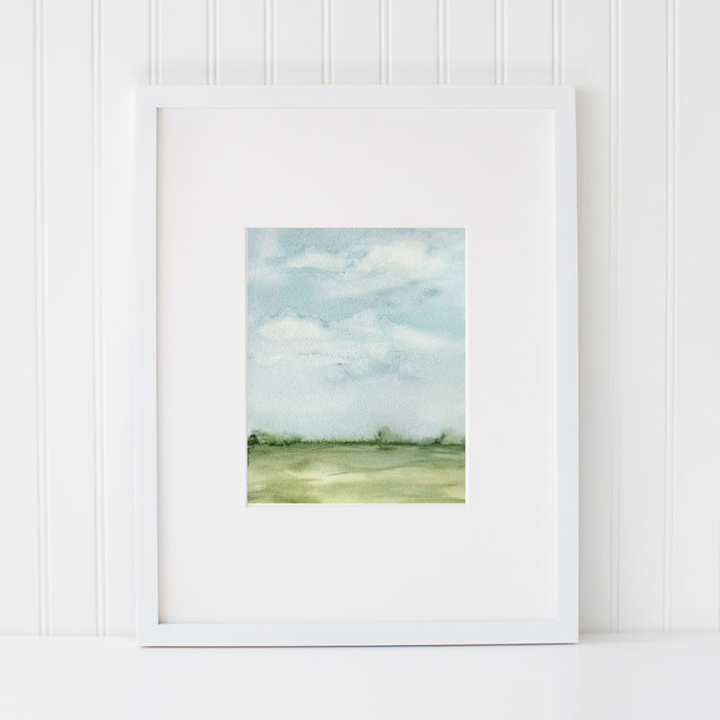 """Lola-Mae"" Print • Wide Open Spaces Series"