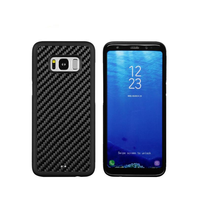 Carbofy® Samsung Galaxy S8 Real Carbon Fiber Case