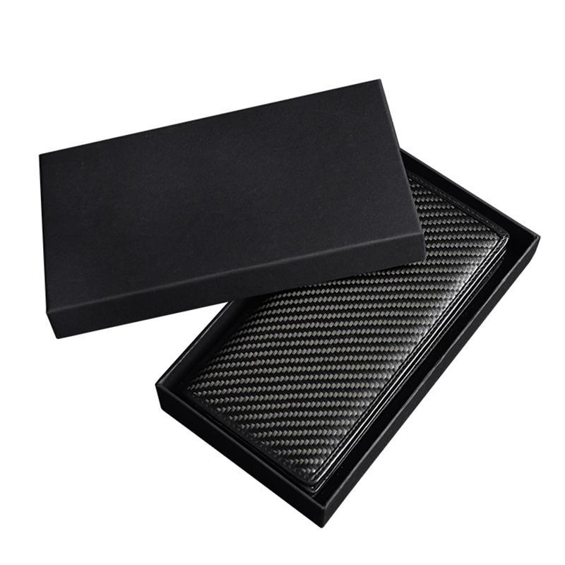 Carbofy® Wallet for Womens Real Carbonfiber