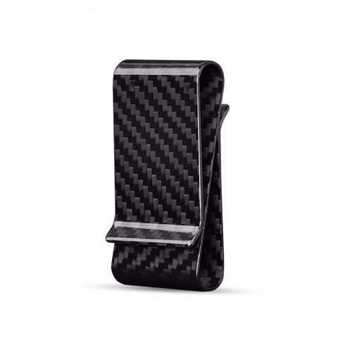 Carbofy® Top Grade Genuine 3K Twill Double Carbon Fiber Money Clip