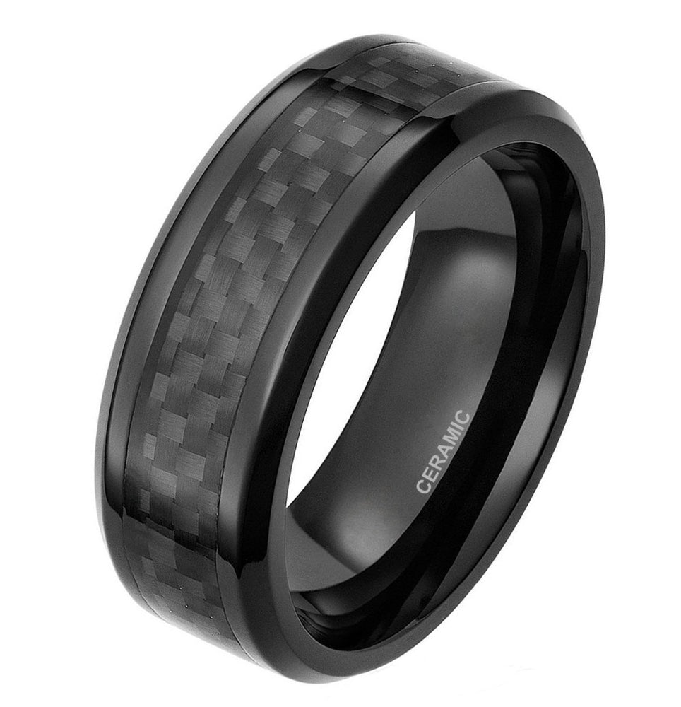 Carbofy® Carbon Fiber Ring / Ceramic