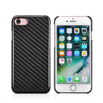 Carbofy® 100% Real Carbon Fiber Case Cover for iPhone 7/ 7 Plus