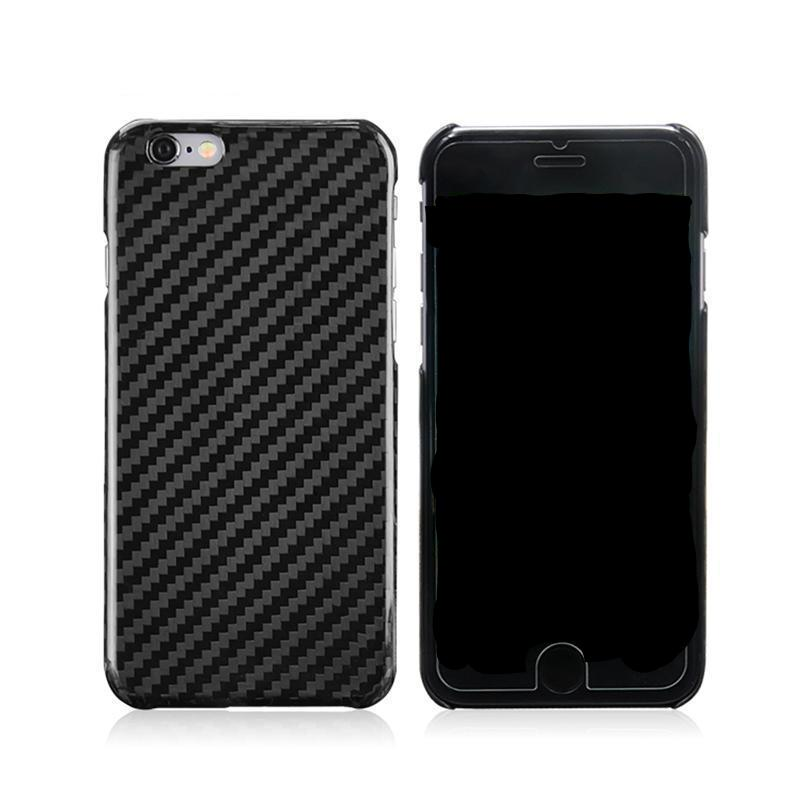 Carbofy® 100% Real Carbon Fiber Case For iPhone 6/ 6 Plus ( including free screen protector )