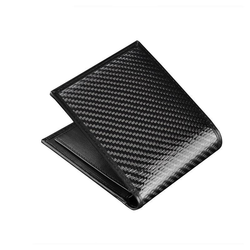 Carbofy® Real Carbon Fiber Luxury Business Wallet