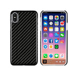 Carbofy® 100% Carbon Fiber Case for iPhone X, 0.7mm Ultra Thin