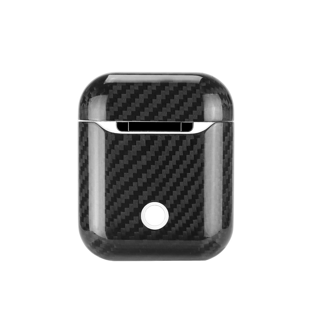 Carbofy® AirPods 1/2 Cover Real Carbon Fiber Case Ultra Thin