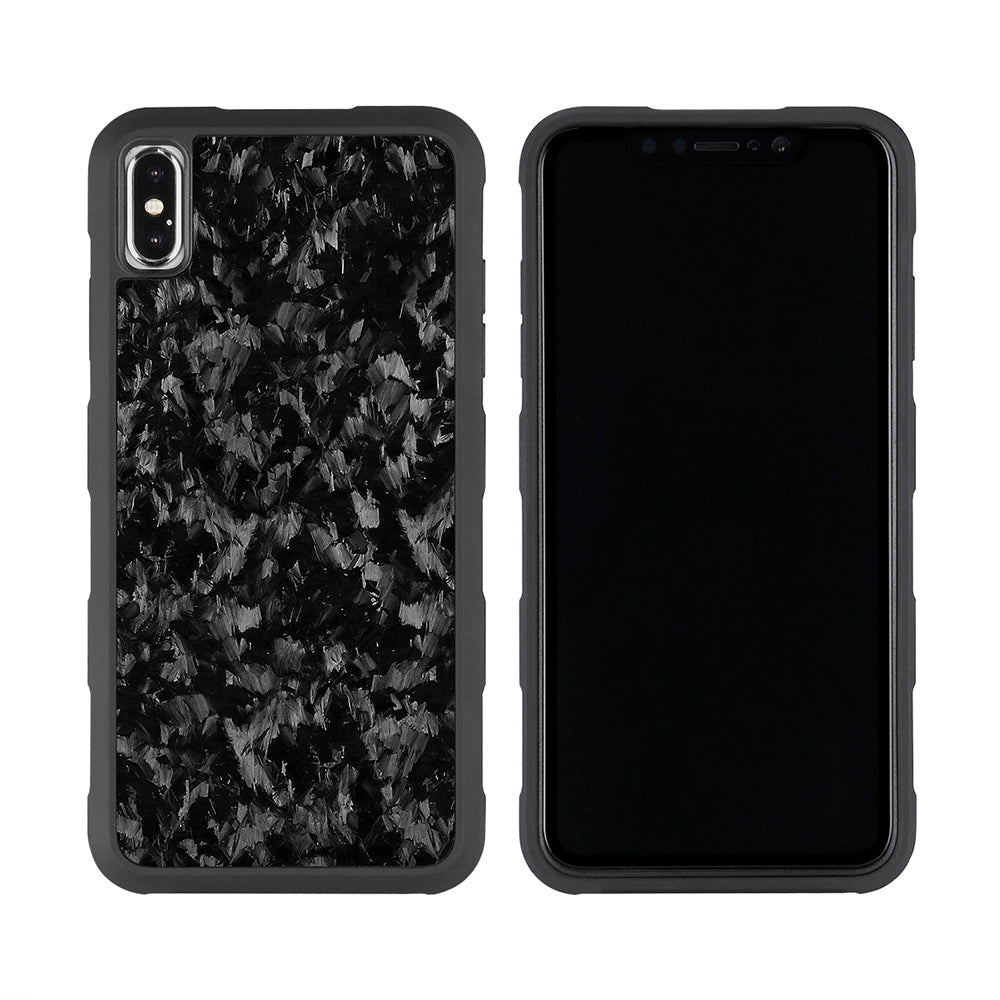 Carbofy®  Forged Case for iPhone XS XS MAX XR with Full Protection Cover