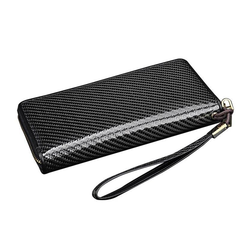 Carbofy® Real Carbon Fiber Womens Wallet