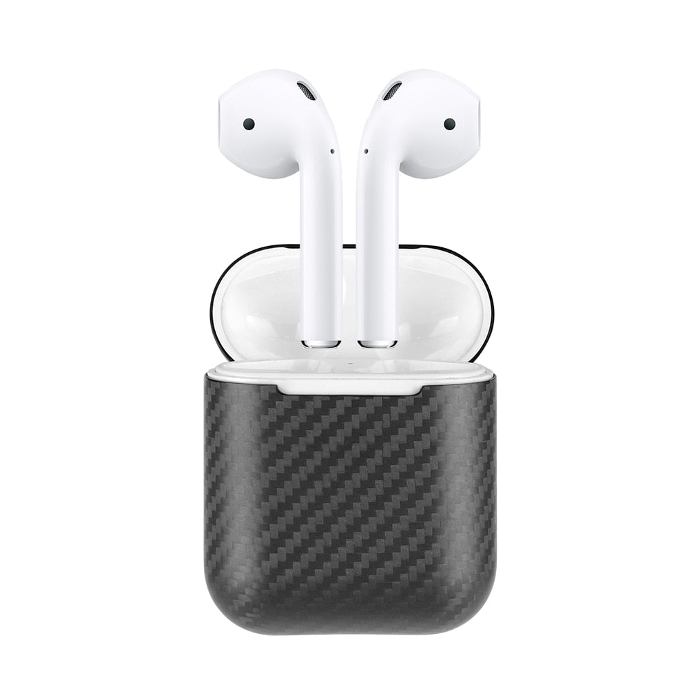 Carbofy® For Apple AirPods 100% Real Carbon Fiber in Matte