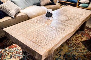Timor Coffee Table Small
