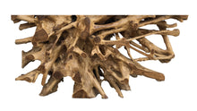 Load image into Gallery viewer, Teak Root Console Table
