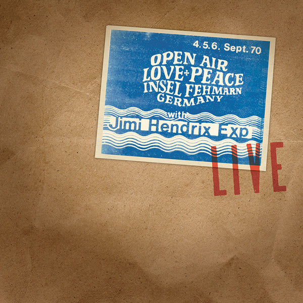 Live At The Isle of Fehmarn - CD