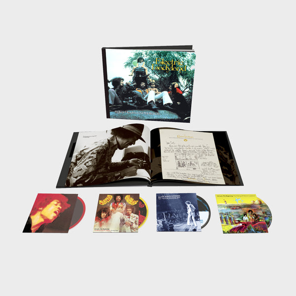 Electric Ladyland - 50th Anniversary Deluxe Edition - 3CD + Blu-ray Set