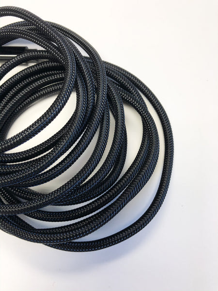 10ft  Phone Cord - Black/Black