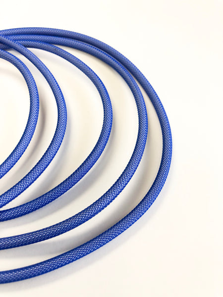 10ft Phone Cord - Ocean Blue