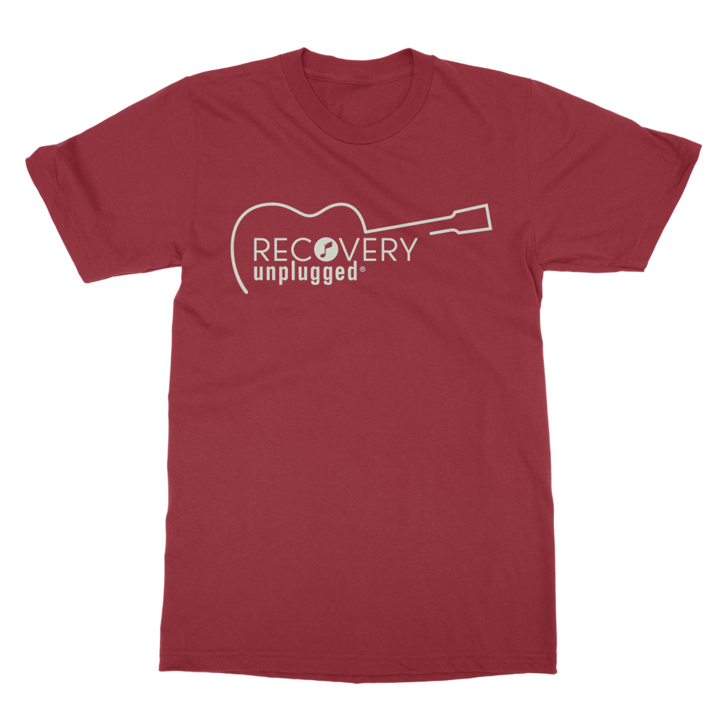 Recovery unplugged Natural Logo Classic Adult T-Shirt