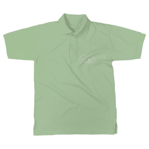 Recovery unplugged Natural Logo Classic Adult Polo Shirt