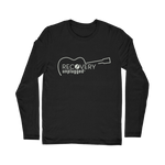 Recovery unplugged Natural Logo Classic Long Sleeve T-Shirt