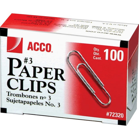 ACCO Brands Corporation Economy Paper Clips