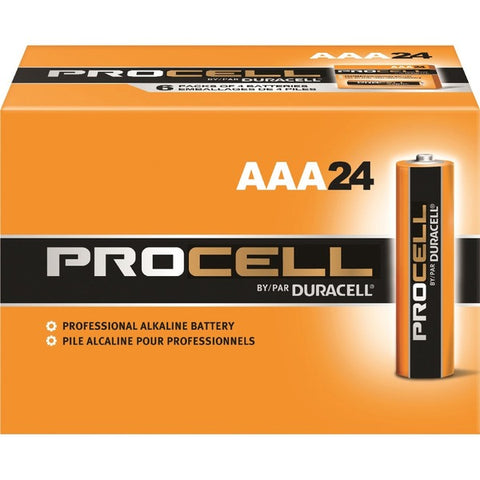 Duracell Inc. Duracell Procell Alkaline AAA Battery - PC2400