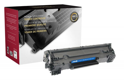 Clover Technologies Group, LLC Extended Yield Toner Cartridge for HP CF283X (HP 83X)