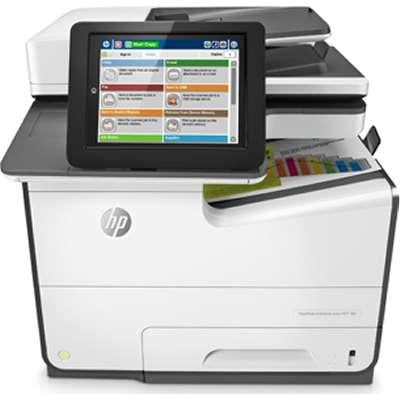 HP 586F PageWide Enterprise Color MFP