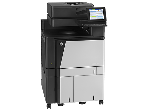 HP Government HP Color LaserJet Enterprise flow MFPM880z+ NFC