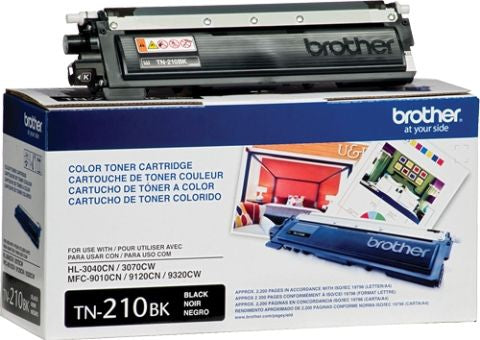 Brother Black Toner Cartridge (2200 Yield)