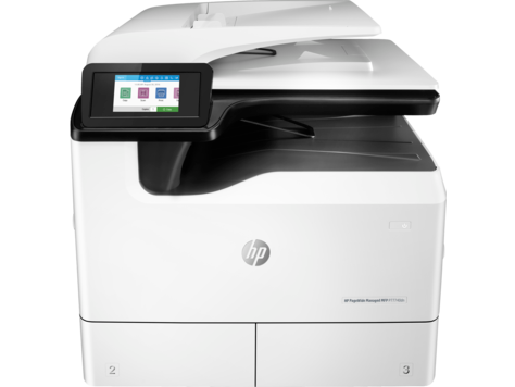 HP P77740dn PageWide Managed MFP