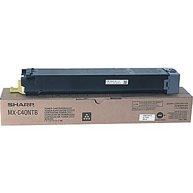 Sharp Electronics BLACK TONER CARTRIDGE