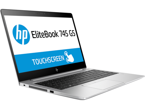 HP EliteBook 745 G5 Notebook PC (4JB96UT)