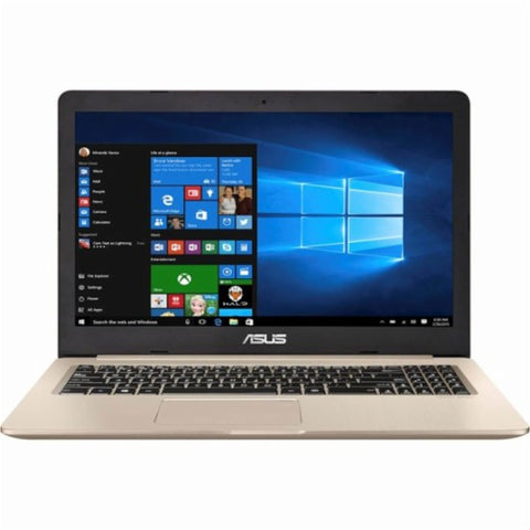 ASUS Computer International VIVOBOOK PRO W10 15.6IN I7-7700HQ 16G