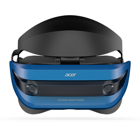 Acer  AH101-D8EY Windows Mixed Reality Headset & Controllers